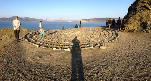Eagle Point Labyrinth