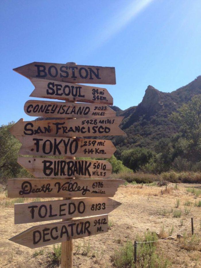 The M*A*S*H Hike in Malibu Canyon