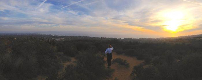 Temescal Ridge Panorama