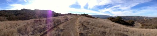 Musch Trail Panorama