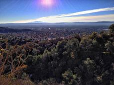 Rising Above Sierra Madre