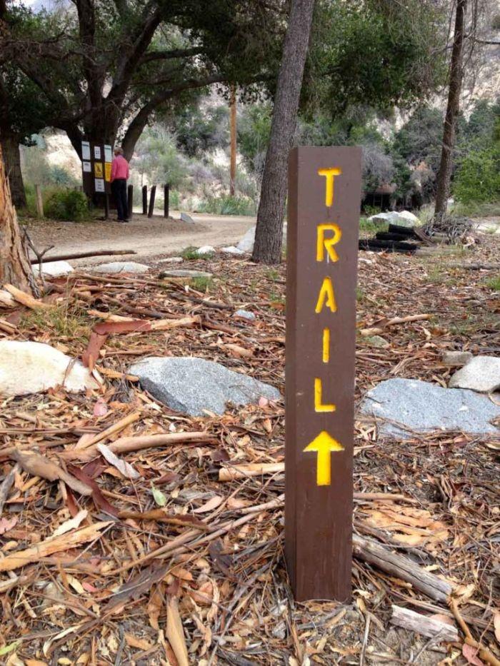Trail Canyon Trailhead