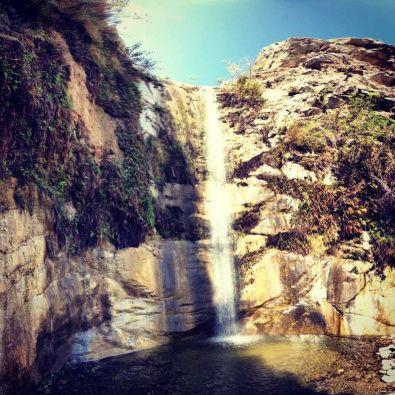 Trail Canyon Falls