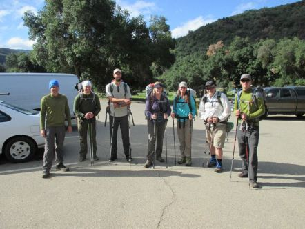 JMT Jam Hikers