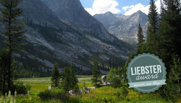 Liebster Award on Le Conte Canyon