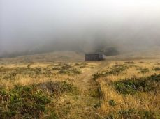 Another Look at the Lost Coast Cabin