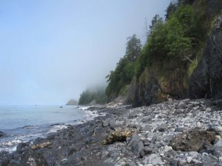 Hiking the Lost Coast is Best Done Slowly