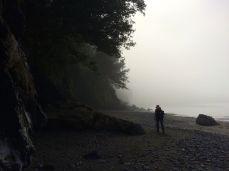 Hiking the Lost Coast