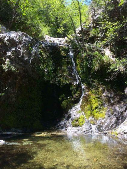 Cooper Canyon Waterfall