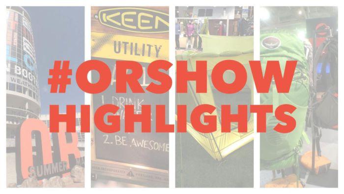 SoCalHiker visits the Outdoor Retailer Show