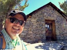San Jacinto Hut Selfie