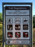 Aliso Peak Trail Regulations