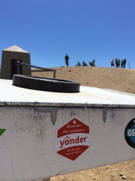 Yondering on Mt Baden-Powell