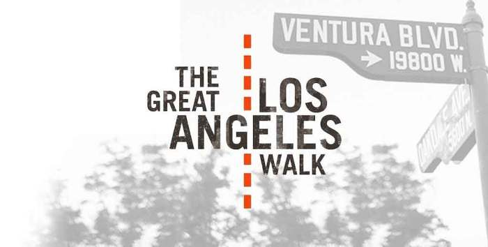 The 9th Annual Great LA Walk has been announced