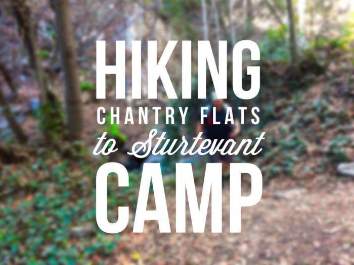 Hiking Chantry Flats to Sturtevant Camp