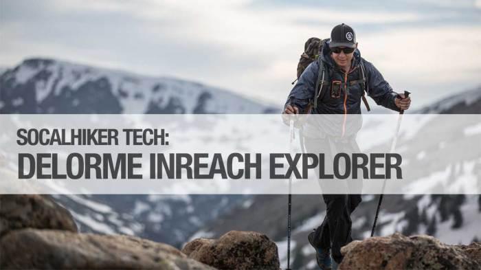 DeLorme InReach Explorer review