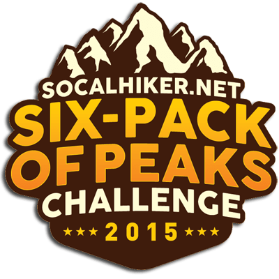 Register for the Six-Pack of Peaks Challenge