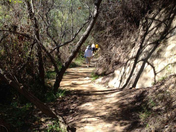 Temescal Canyon Trail