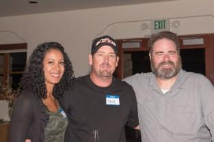 Taryn, Nick and Jason