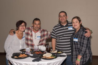 Francine, Steve, Pablo & Carisa
