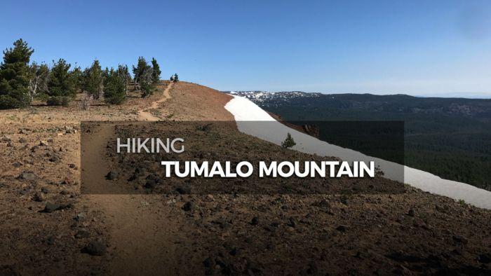 Tumalo Mountain Hike