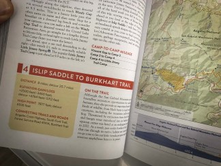 Hiking the PCT - Southern California - Book Sample