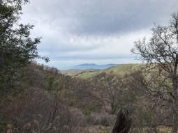 Looking toward Mt Diablo