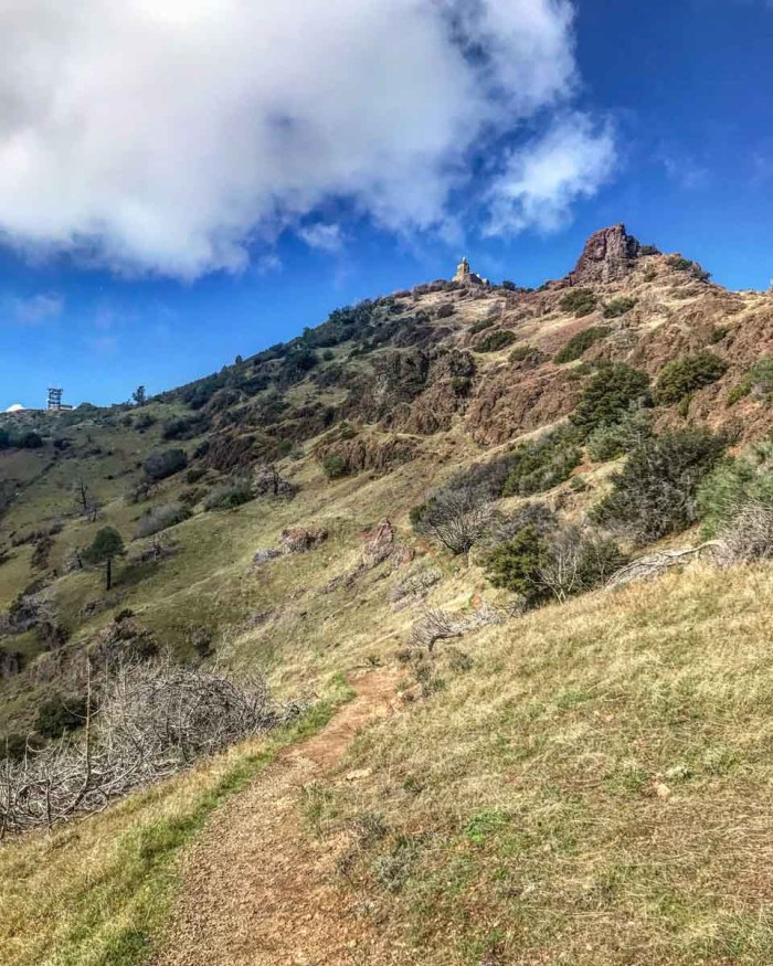 Mt Diablo Tower
