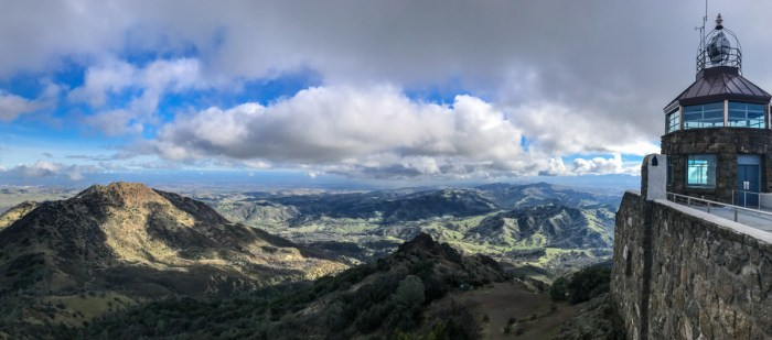 Mount Diablo Tower