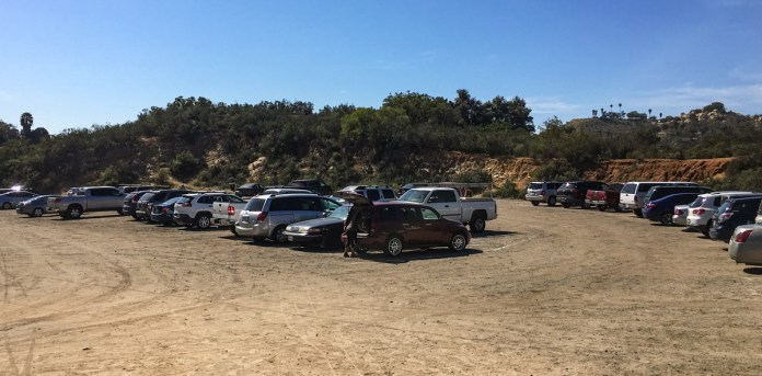 Daley Ranch parking