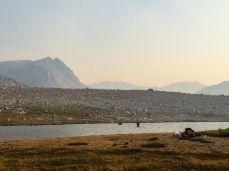 Paul in Summit Lake
