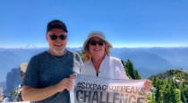 Mt Pilchuck - Part of the PNW Six-Pack of Peaks Challenge