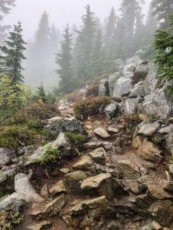 The Last Climb to Granite Mountain