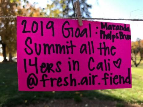 2018 SoCal Six-Pack of Peaks Finishers - 2019 Goals-4