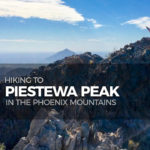 Hiking to Piestewa Peak in the Phoenix Mountains Preserve