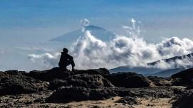Contemplating Kilimanjaro