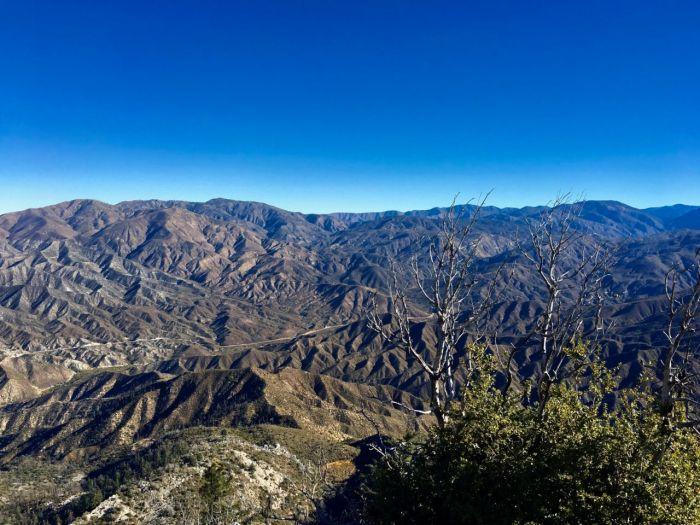 Views from Strawberry Peak