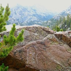 Discovered in September 2014 at Rocky Mountain National Park