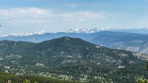 Bergen Peak view