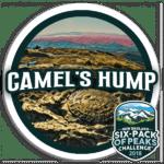 Camel's Hump Badge