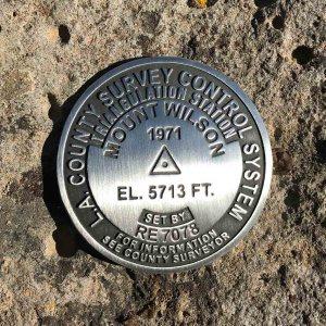 Mt Wilson benchmark