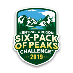 Central Oregon Six-Pack of Peaks Challenge