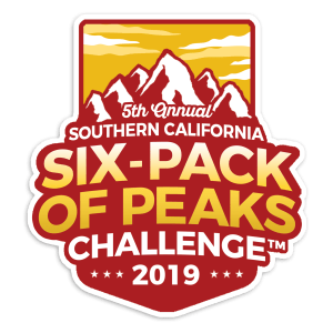SoCal Six-Pack of Peaks Challenge