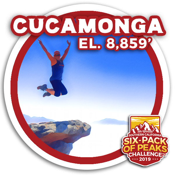 2019 Cucamonga Peak