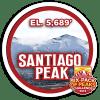 2019 Santiago Peak