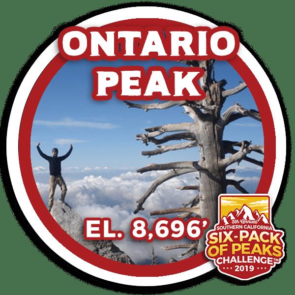 2019 Ontario Peak