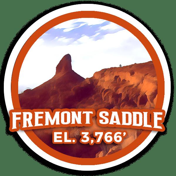 Fremont Saddle