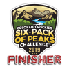 2019 Colorado Finisher