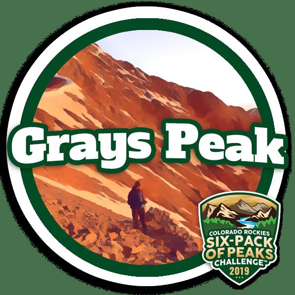 2019 Grays Peak