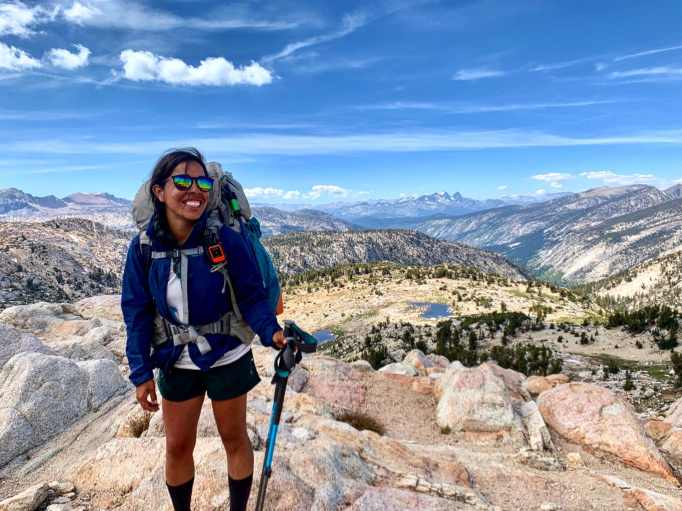 Hiking the John Muir Trail was my reason for the Six Pack of Peaks Challenge. Almost 2 years of trai